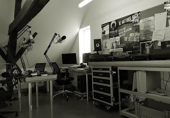 KattukFM studio web