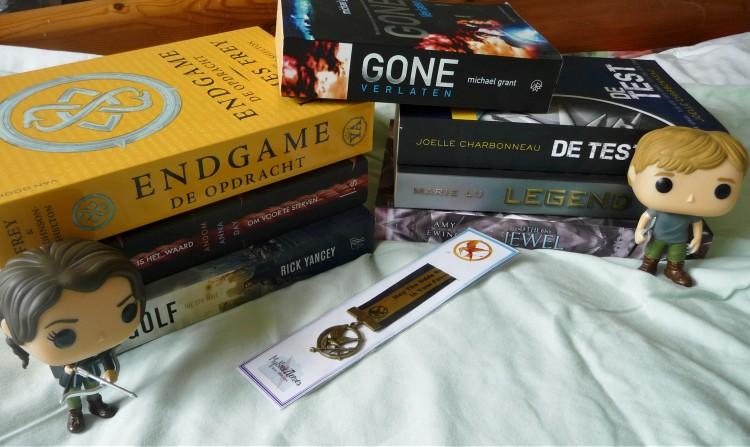 NerdyGeekyFanboy Kattuk blog 3 Hunger Games 1