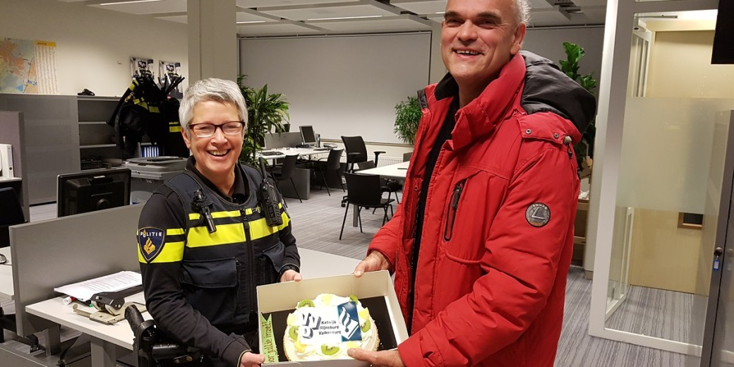 Dank Politie Katwijk (VVD Katwijk)