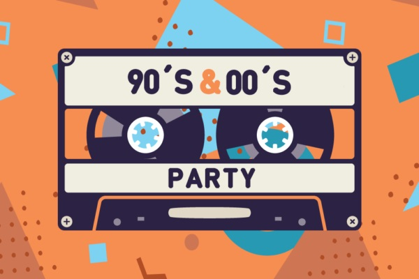 90s-00s-Party