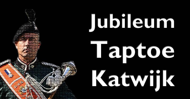 DVS - foto bij persbericht start kaartverkoop Jubileum Taptoe Katwijk