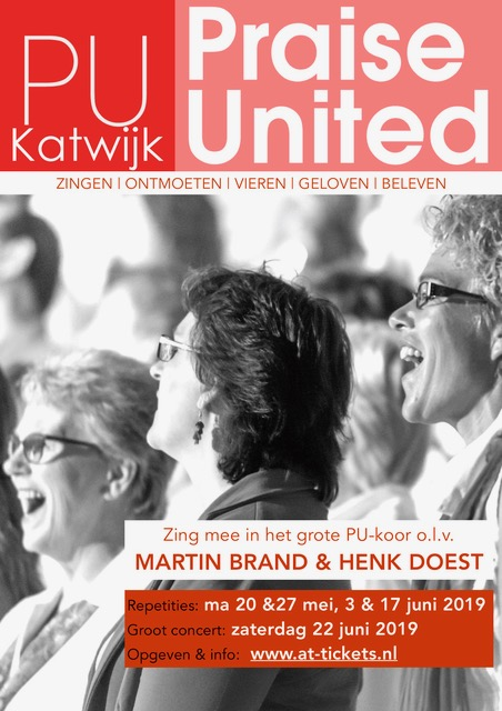 Poster project PU katwijk