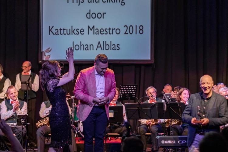 Foto bij DVS Persbericht Wethouder Van Helden wint Kattukse Maestro 2019