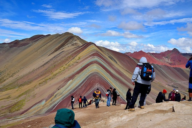 RainbowMountain_Top