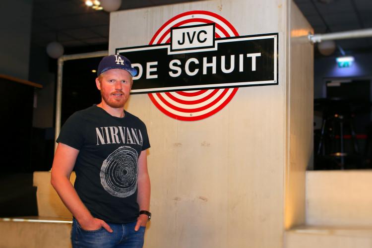 Derk-Jan van Duijn pers