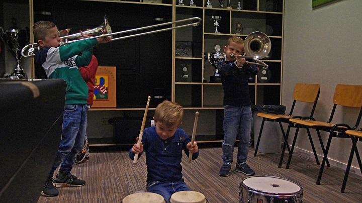 Foto bij Persbericht DVS - Nieuwe opleidingsjaar van start
