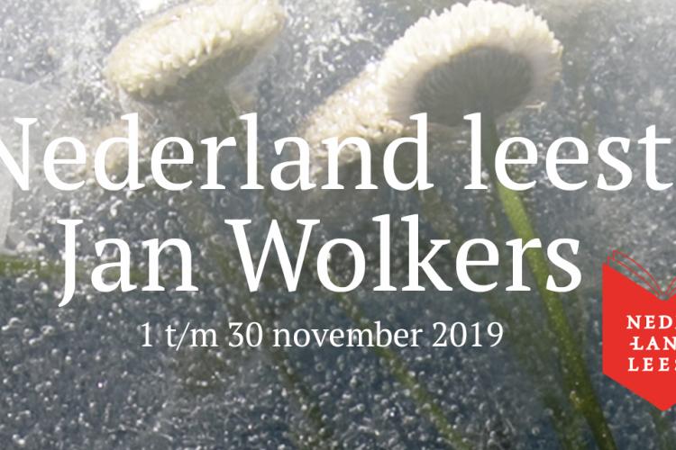 banner Nederland Leest Jan Wolkers
