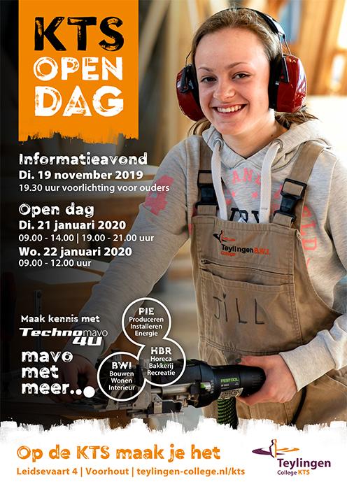 Teylingen KTS open dag poster 2020_01